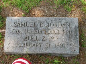 Samuel Jordan