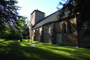 Historic St, Luke's