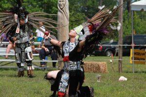 Cheroenhaka tribe member