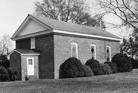 Glebe Church, located in Suffolk, Virginia