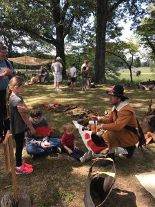 17th Century Isle of Wight County: A Living History Event