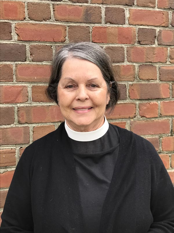 Rev. Connie Gilman