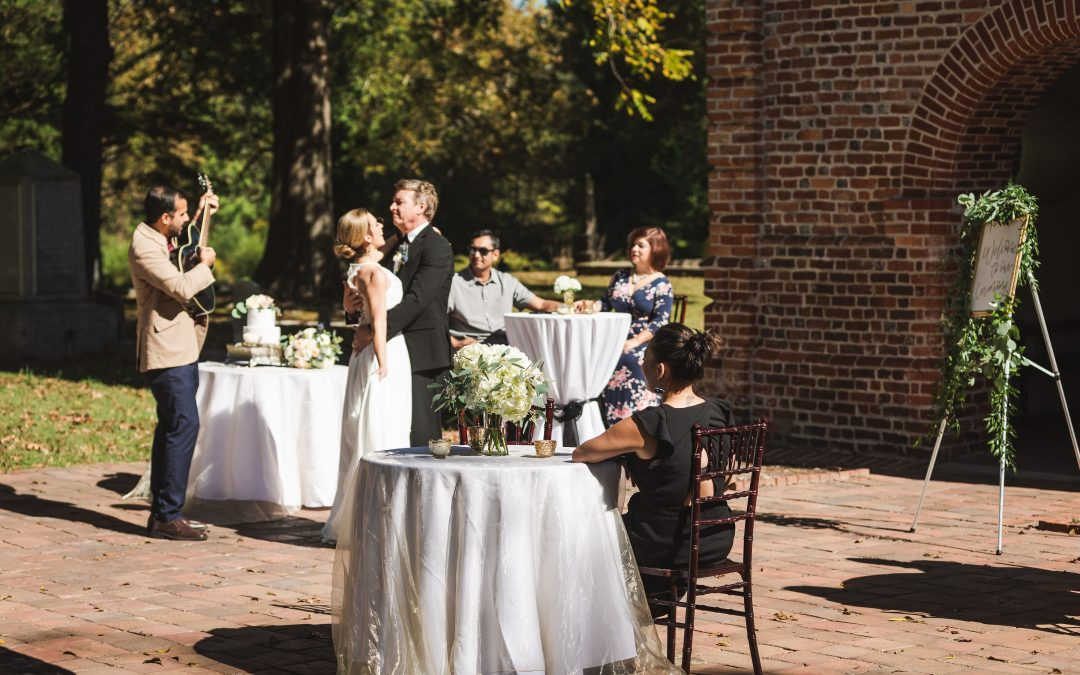 10 Tips for Planning You Outdoor Wedding
