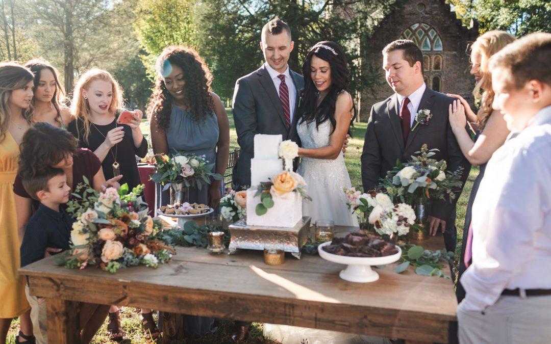 How to Plan your Micro-wedding/Minimony